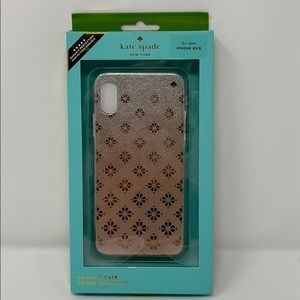 Kate Spade iPhone XS/X phone cover